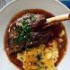 Braised Lamb Shanks Gremolata Baked Polenta