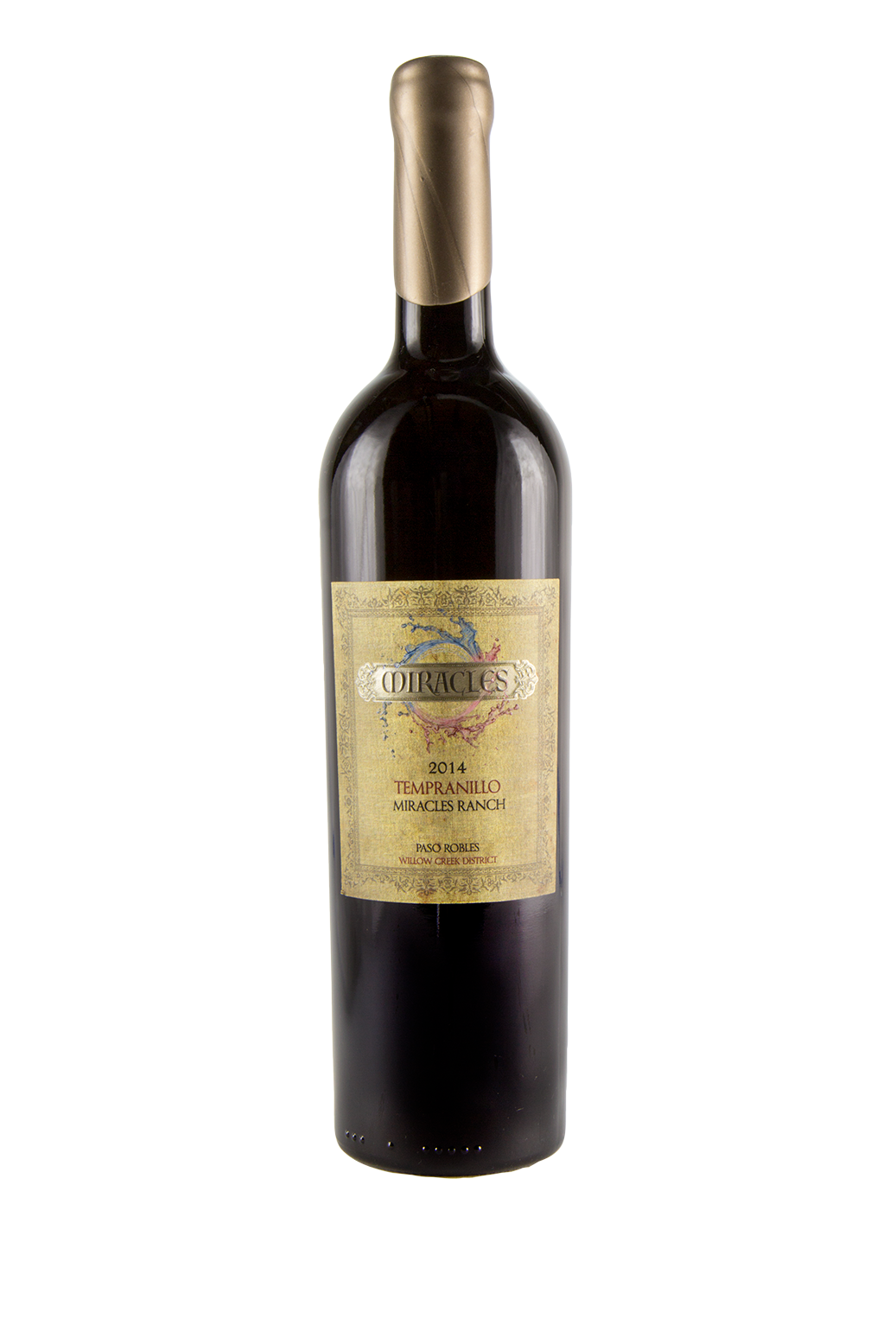 2014 Miracles Tempranillo Product Image