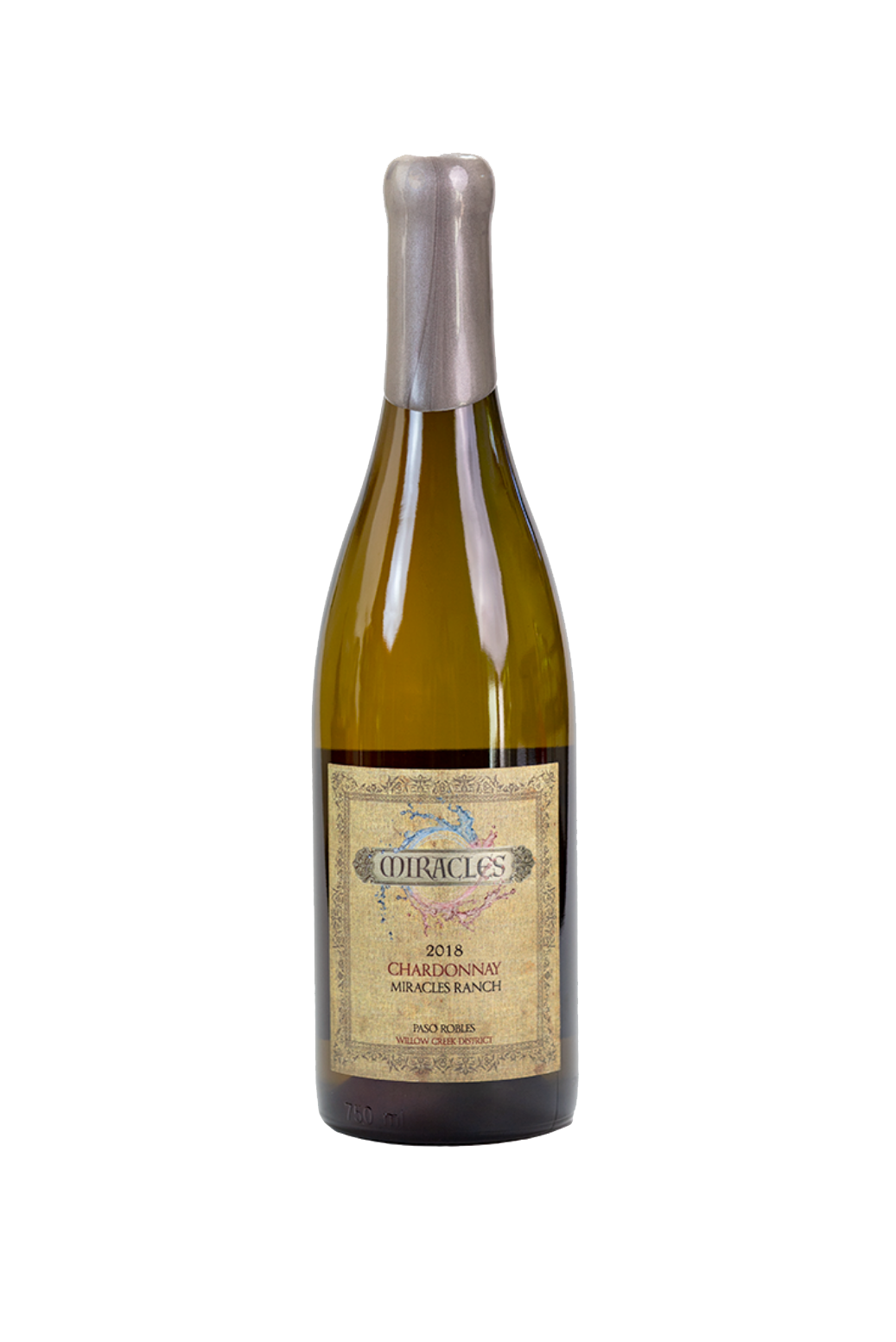 Product Image for 2018 Miracles Chardonnay